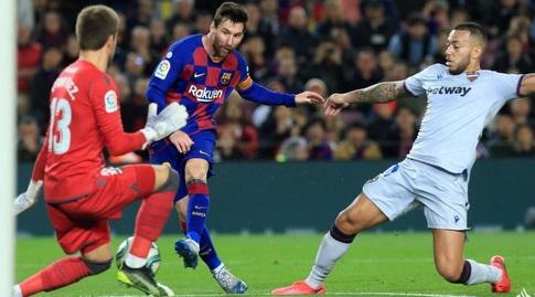 מסי בועט (La Liga)