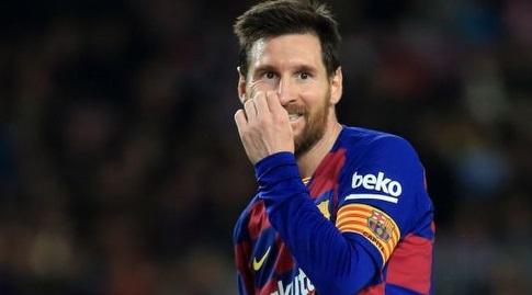 ליאו מסי. הרבה מונח על כתפיו (La Liga)