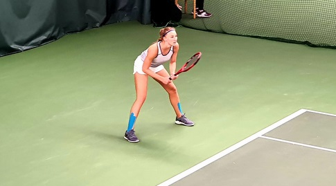 לינה גלושקו (איגוד הטניס)