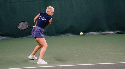 ולאדה קאטיץ' (צילום: איגוד הטניס הפיני)