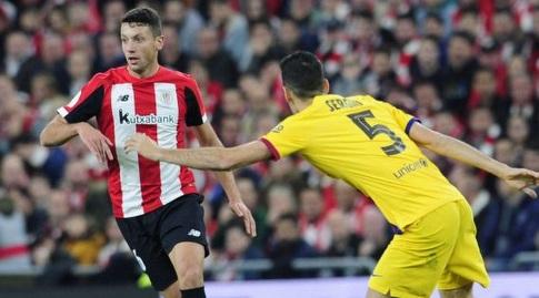 סרחיו בוסקטס לוחץ (La Liga)