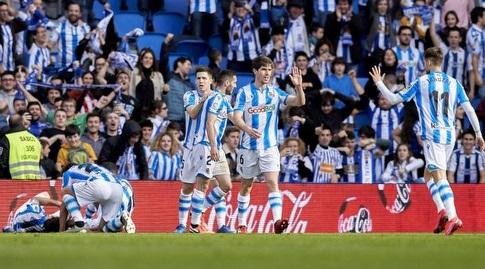 שחקני סוסיאדד מאושרים (La Liga)