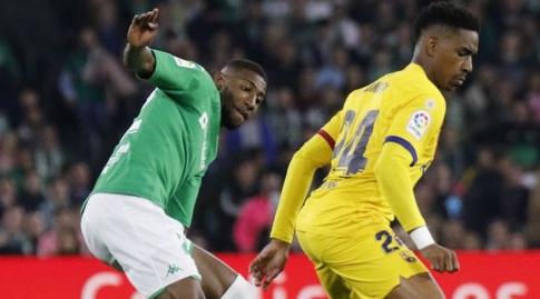 ג'וניור פירפו עם אמרסון (La Liga)