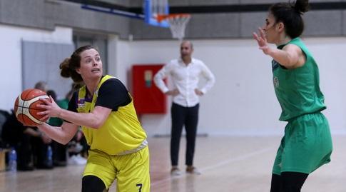 קורטני דאגלס (קובי אליהו, באדיבות מנהלת ליגת העל לנשים בכדורסל)