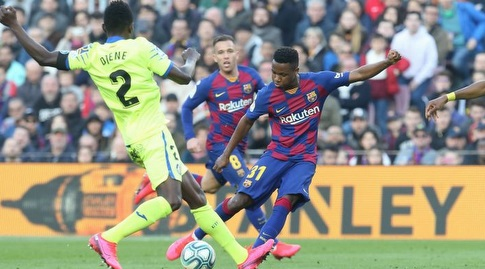 אנסו פאטי מפציץ (La Liga)
