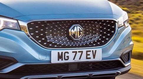 """החשמלית החדשה של MG. לכמה קילומטרים אתם תגיעו? (יח""""צ)"""