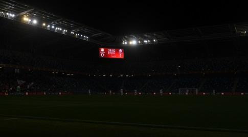 הפסקת החשמל באצטדיון (עמרי שטיין)