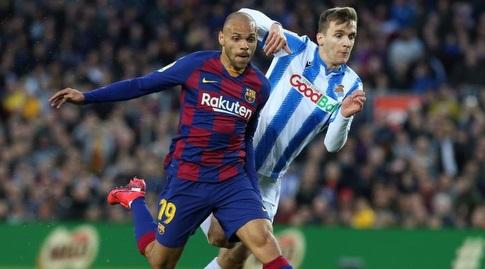 בריית'ווייט. נגד האקסית (La Liga)