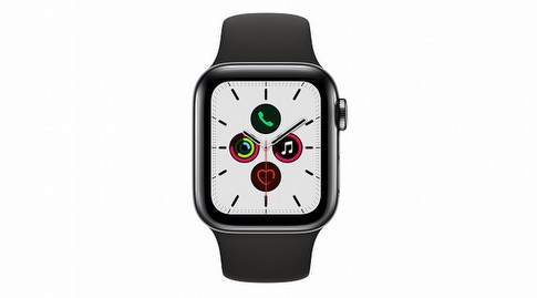 "Apple_Watch_Series_5. עיצוב נקי ומרשים (יח""צ)"