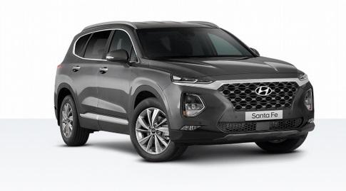 "Hyundai Sante Fe (יח""צ)"