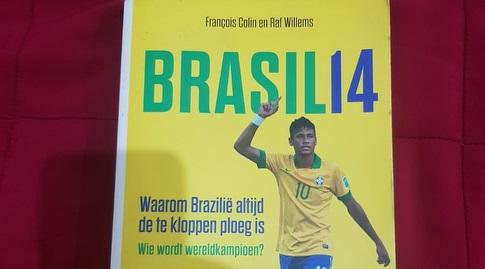 הספר ההולנדי-בלגי על הצלחת הברזילאים באירופה (מערכת ONE)
