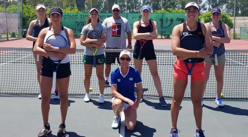 נבחרת הפדרציה (לידור גולדברג, איגוד הטניס)