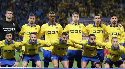 שחקני מכבי תל אביב (רדאד ג'בארה)