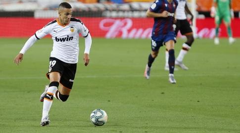 רודריגו עם הכדור (La Liga)