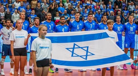 נבחרת הגברים של ישראל (איגוד הכדורעף)