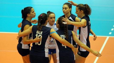 נבחרת הנשים של ישראל (איגוד הכדורעף)