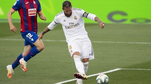 סרחיו ראמוס כובש (La Liga)