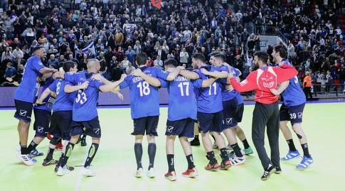 נבחרת ישראל בכדוריד (הדר ואן)