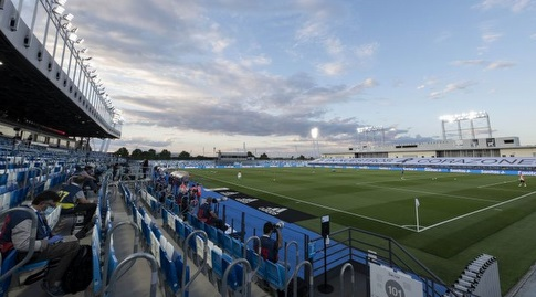 אצטדיון אלפרדו די סטפנו במתחם ולדבבאס (La Liga)