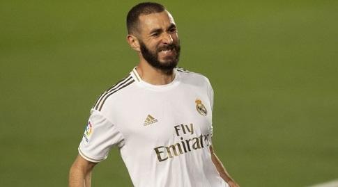 קארים בנזמה מאוכזב (La Liga)