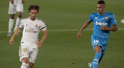 רודריגו ולוקה מודריץ' (La Liga)