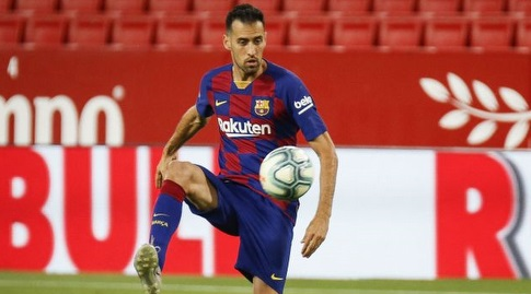 סרחיו בוסקטס (La Liga)