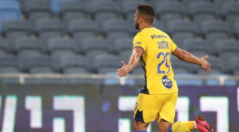 רגע לפני הבטחת האליפות באופן סופי, גברו הצהובים 0:3 על הפועל חיפה (רדאד ג'בארה)