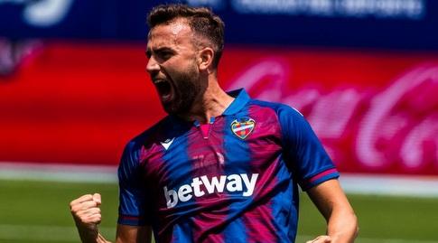 בורחה מיוראל חוגג (La Liga)