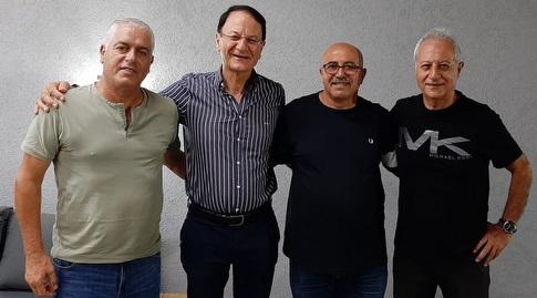 נסים כהן, אלי סבח, אלי כהן ופיני עייש (דוברות עירוני מודיעין) (מערכת ONE)