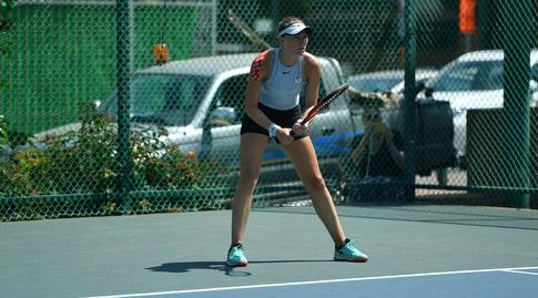 לינה גלושקו (עמית שיסל, איגוד הטניס)