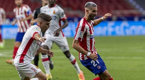 יאניק קראסקו עם הכדור (La Liga)