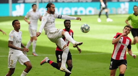 סרחיו ראמוס מנתר (La Liga)