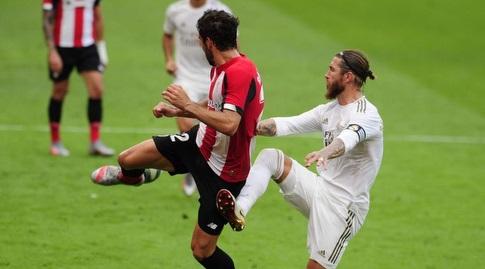 סרחיו ראמוס מול ראול גארסיה (La Liga)