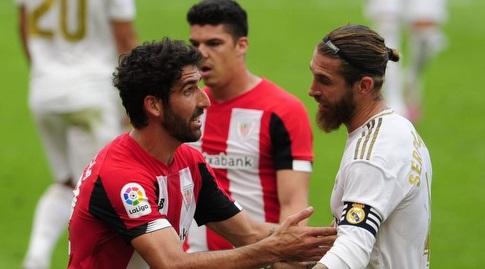סרחיו ראמוס וראול גארסיה (La Liga)