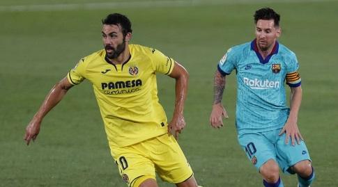 ליאו מסי אחרי ויסנטה איבורה (La Liga)