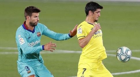ג'רארד פיקה אחרי ג'רארד מורנו (La Liga)