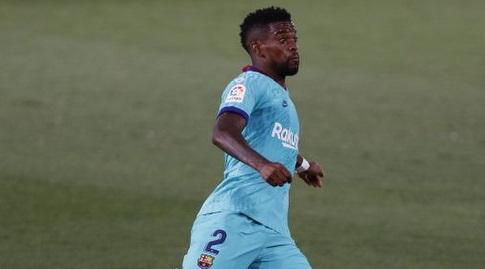 נלסון סמדו (La Liga)
