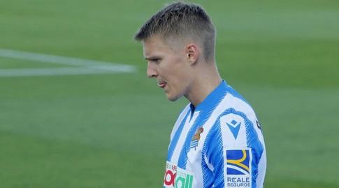 מרטין אודגור מאוכזב (La Liga)