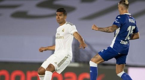 קאסמירו מוסר (La Liga)