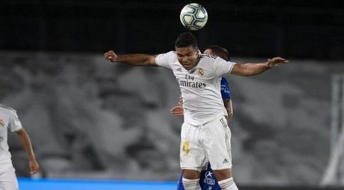 קאסמירו נוגח (La Liga)