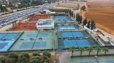 """מרכז הטניס והחינוך ברמת השרון (יח""""צ)"""