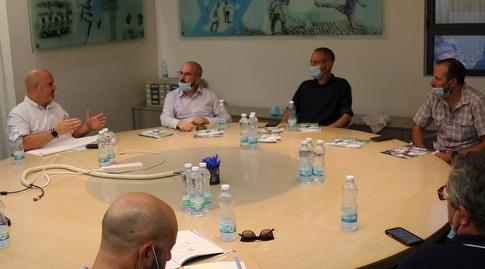 אורן חסון בישיבה (ההתאחדות לכדורגל)