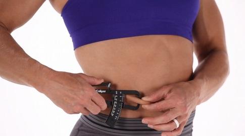 """בדיקת אחוזי שומן עם קליפר (צ""""מ יו-טיוב)"""