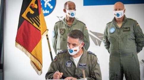 """מפקד חיל האוויר, אלוף עמיקם נורקין (דובר צה""""ל)"""