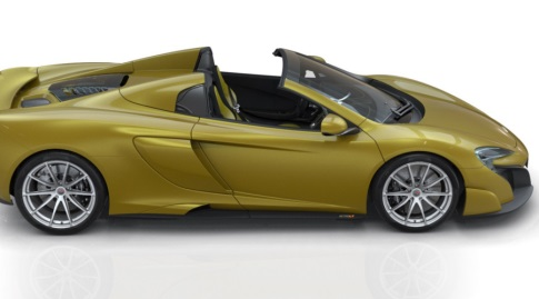 McLaren 675LT Spider (האתר הרשמי)