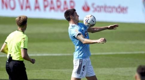 אוקאי יוקושלו עם הכדור (La Liga)