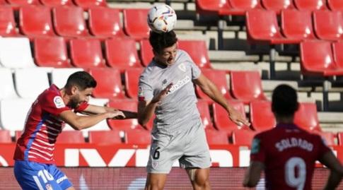 מיקל וסגה עולה לנגיחה (La Liga)
