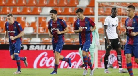 שחקני לבאנטה (La Liga)
