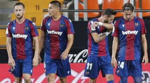 חוסה לואיס מוראלס חוגג (La Liga)