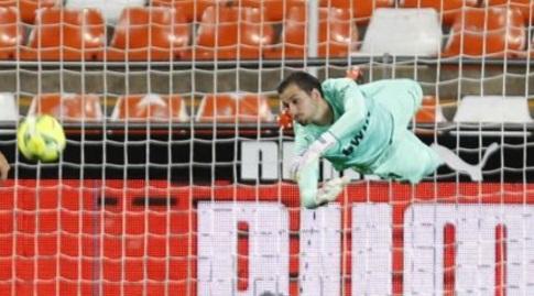 ז'אומה דומנק מתעופף (La Liga)